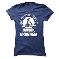 Gardening Grandma T Shirts, Hoodies, Sweatshirts