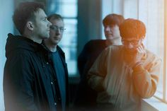Blur premiere new track 'Ong Ong' - listen