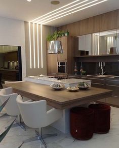 59 different ways of painting kitchen cabinets cupboard Elevate Your Room With New Kitchen Decoration Your kitchen might be a functional room in your house, but that . Home Interior Design, Elegant Kitchens, Modern Kitchen Design, House Interior, Kitchen Decor Modern, Kitchen Decor, Elegant Kitchen Design, Kitchen Remodel, Painting Kitchen Cabinets
