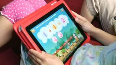 Best tablets for learning kids.