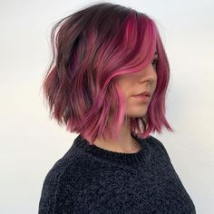 34 Hottest Pink Hair Color Ideas - From Pastels to Neons