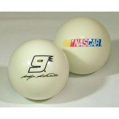 Wave 7 NASCAR Cue Ball (Set of 4) Driver: Kasey Kahne https://www.fanprint.com/stores/nascar-?ref=5750