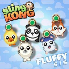 Sling Kong FLUFFY 5/5