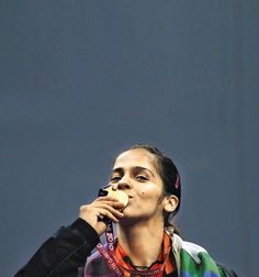 Profile: Saina Nehwal | #Badminton #Olympics http://www.livemint.com/2012/04/12202711/8216I-see-the-medal-and-I.html