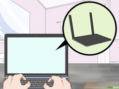 How to Connect Two Routers. This wikiHow teaches you how to connect two routers together. By connecting your routers, you can extend both the range and the maximum number of connections that your Internet can handle. Computer Router, Best Wifi Router, Internet Router, Wireless Router, Computer Projects, Electronics Projects, Computer Tips, Router Setting, Web Browser