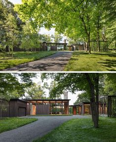 ALTUS Architecture + Design Have Designed A Modern House In Woodland,  Minnesota, That Seeks