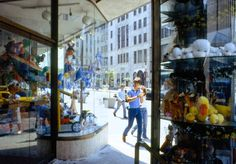 FAO Schwarz at 745 5th Ave location vintage everyday: Wonderful Color Photographs of Fifth Avenue, New York City in the 1970s