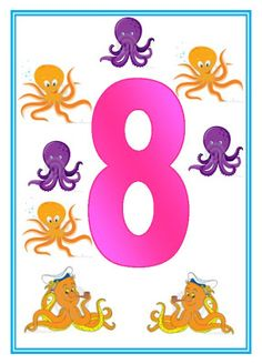 dreamskindergarten Το νηπιαγωγείο που ονειρεύομαι !: Καλοκαιρινές καρτέλες αρίθμησης για το νηπιαγωγείο Math Charts, Math Numbers, Math For Kids, Writing Papers, Birthdays, Symbols, Letters, School Ideas, Pictures