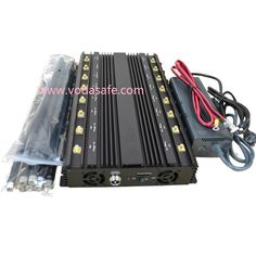 16 Antennas signal detector jammer CPJx16 Powerful Adjustable High Power Mobile Phone & WiFi & UHF Jammer, 16 Band Cellphone/GPS/4G/WiFi Jammer, Mobile Phone Signal Jammer/Signal Blocker, www.vodasafe.com