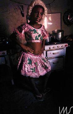 Maureen Bisilliat - mangueirense em casa