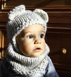 The Berkley Balaclava by StyleMeCozy | Knitting Pattern