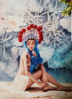 Chinese Opera Jane x Amy x Novafly Fantasy Photography, Fashion Photography, The Empress Of China, Chinese Opera, Human Poses Reference, Japanese Artwork, Figure Poses, Illustration Girl, People Art