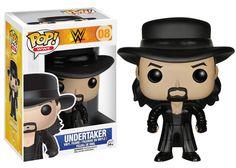 2014 Funko Pop WWE Series 2 08 Undertaker