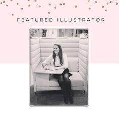 Illustration Boutique Featured Illustrator | Lianne Middeldorp