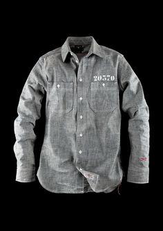 Neil Worker Shirt