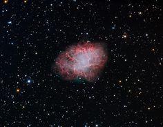 M1: The Crab Nebula | Mt. Lemmon SkyCenter