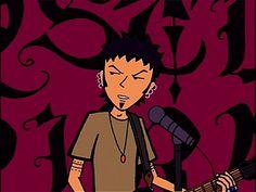 Trent Lane from Daria! 6nerdychicks | Inappropriate Childhood Cartoon Crushes