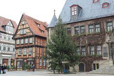 Excursion to Quedlinburg - Sun & Clouds