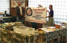Dallas Paleontological Society - The Society - History Paper Shopping Bag, Dallas, History, Historia