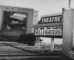 Used to be the drive-in movie theater in Rosenberg, Texas.