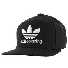 SKATEBOARDING SNAP BACK HAT