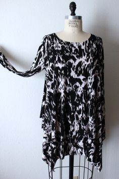 Glamorous Plus Size Tunic TopSizes Available from L to by LDHplus, $44.00