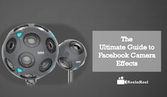 The Ultimate Guide to Facebook Camera Effects. The platform has roll out the Facebook camera, stories, effects and the right tools. Video Advertising, Marketing And Advertising, Seo News, Facebook Video, New Market, News Blog, Platform, Tools, Youtube