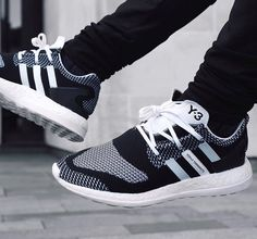 Adidas Y3 Pure Boost ZG Knit.