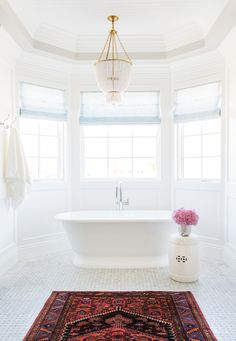 6 Simple & Stylish Interiors We're Gaga Over  Natural Bathroom Glamorous Bathroom Chandelier Review