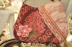 pretty pink carpet bag