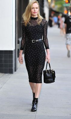 Kate Bosworth Does Dots