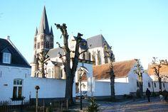 Thorn: Het witte stadje. Een uniek aanzicht in Nederland.