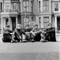 The (literally) starving group who became 'the greatest rock 'n' roll band in the world'  The Rolling Stones