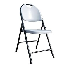 Alextend Folding Chairs with Carrying Handle 4Pack Gray -- Find out more about the great product at the image link.
