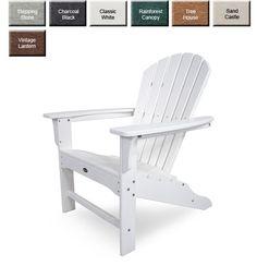 Trex® TXA15 Cape Cod Adirondack Chair: POLYWOOD Furniture