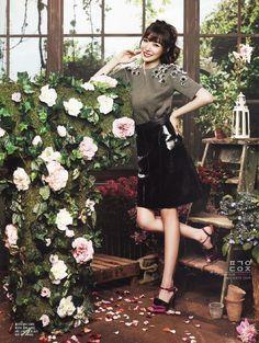 「少女時代 ティファニー、妖艶&セクシー写真公開!」の画像|KARAに夢中! |Ameba (アメーバ)