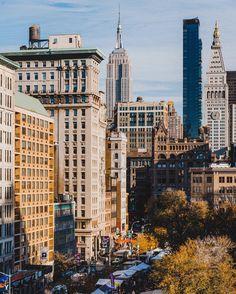 NYC | Instagram photo by @mc_gutty
