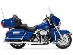 Harley-Davidson FLHTCU Ultra Classic Electra Glide (2009)