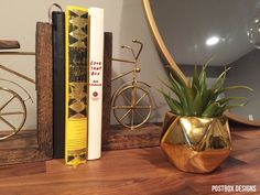 Create the Perfect Home Office by Postbox Designs, Rustic Glam Budget Friendly Home office decor