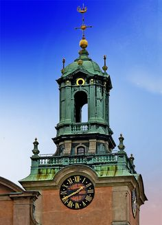 Stockholm, Big Clocks, Historical Artifacts, Gothenburg, Telling Time, Modern Times, Gothic Architecture, Tic Tac, Maps