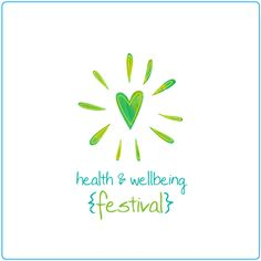 Health & Wellbeing Festival – logo design – graphic design – Designed by Tree