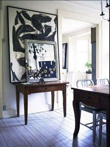 a perfect gray: black and white art pieces...