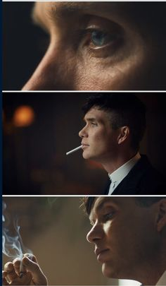 Cillian Murphy as Badass Gangster Thomas Shelby in Peaky Blinders 💙 - Yovonnda Clayal Peaky Blinders Thomas, Peaky Blinders Quotes, Cillian Murphy Peaky Blinders, Best Profile Pictures, Film Inspiration, Photography Poses For Men, I Like Him, Michael Fassbender, Film Director
