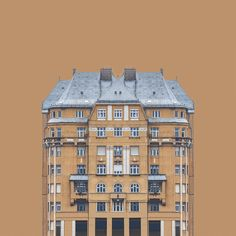 I've always been compulsive when it comes to symmetry and intentionally calculated when it comes to asymmetry. This obviously speaks volumes about my personality but let's save that discussion for another day. Anyway, you can imagine how Hungarian photographer Zsolt Hlinka's images of buildings on