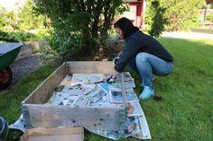 Gör en jordfabrik utomhus | bokashi.se Permaculture, Garden Planning, Compost, Interior Design Living Room, Garden Plants, Gardening Tips, Outdoor Decor, Inspiration, Garden Ideas