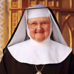 Mother Angelica - Happy 90th Birthday, Mother.  Love you... <3