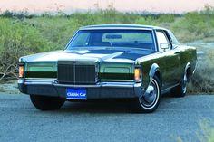 Lincoln Continental Mk III                                                                                                                                                                                 More