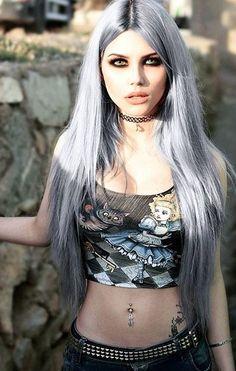 Model: Dayana Crunk * goth, goth girl, goth fashion, goth makeup, goth beauty, dark beauty, gothic, gothic fashion, gothic beauty, sexy goth, alternative models, gothicandamazing, gothic and amazing, готы, готическая мода, готические модели, альтернативные модели
