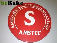 http://lyado.berake.com - Vendo Posavasos amstel (goma)...