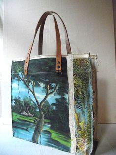 Painting Bag - Bali / swarmhome on bigcartel.com